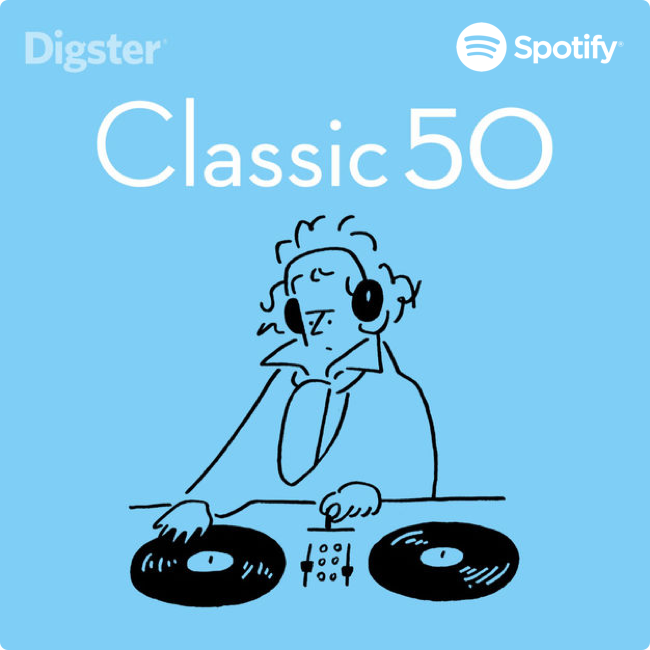 Spotify - Classic 50 by Digster Japan