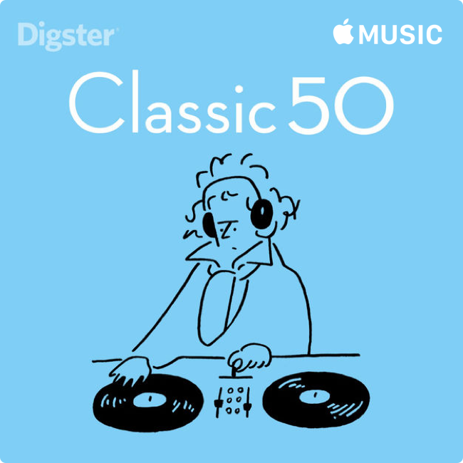 Apple Music - Classic 50 by Digster
